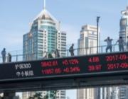 A股三大指数收跌,投资者对近期涨势了结获利